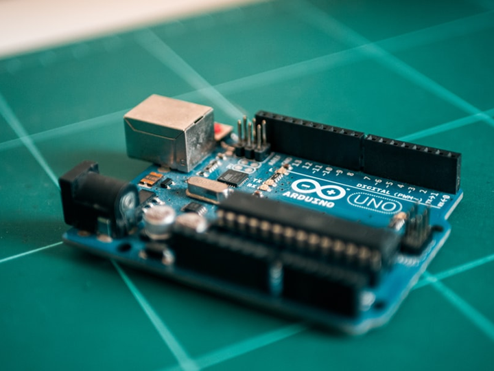 Starting with Arduino