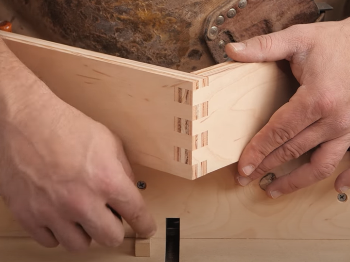 Expert Woodworking Class - Joinery